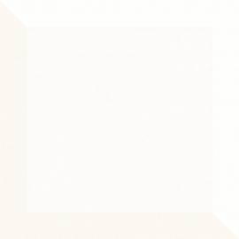 Tamoe Bianco Ściana Kafel   - Biały - 098x098 - Płytki ścienne - Tamoe