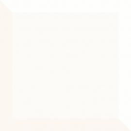 Tamoe Bianco Ściana Kafel   - Biały - 198x198 - Płytki ścienne - Tamoe