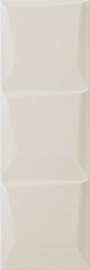 Maloli Beige Ściana C Struktura  - Beżowy - 200x600 - Wandfliesen - Maloli