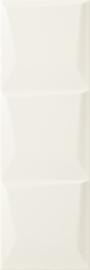 Maloli Bianco Ściana C Struktura  - Biały - 200x600 - Wandfliesen - Maloli