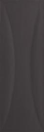 Manteia Grafit Ściana Struktura   - Szary - 200x600 - настенная плитка - Manteia