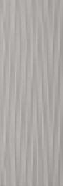 Midian Grys Ściana Struktura   - Szary - 200x600 - Wandfliesen - Midian / Purio