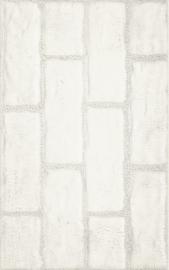 Muro Bianco Ściana Struktura   - Biały - 250x400 - Płytki ścienne - Muro