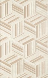 Rubi Beige Ściana Struktura   - Beżowy - 250x400 - Płytki ścienne - Rubi