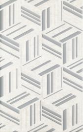 Rubi Grys Ściana Struktura   - Szary - 250x400 - Wall tiles - Rubi