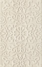 Tembre Ochra Ściana Struktura   - Brązowy - 250x400 - настенная плитка - Tembre / Tomb