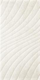 Emilly Bianco Ściana Struktura   - Biały - 300x600 - Płytki ścienne - Emilly / Milio