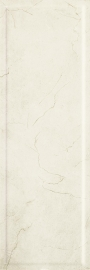 Belat Beige Ściana Struktura Rekt.  - Beżowy - 250x750 - Wall tiles - Belat / Belato