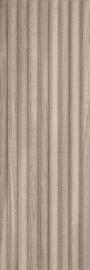 Daikiri Brown Ściana Wood Pasy Struktura Rekt.   - Brązowy - 250x750 - Płytki ścienne - Daikiri