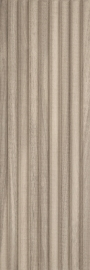 Daikiri Brown Ściana Wood Pasy Struktura Rekt.   - Brązowy - 250x750 - Wandfliesen - Daikiri