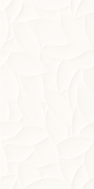 Esten Bianco Ściana A Struktura Rekt.  - Biały - 295x595 - Obklad - Esten