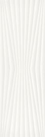 Margarita Bianco Ściana A Struktura Rekt.  - Biały - 325x977 - Płytki ścienne - Margarita