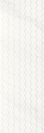 Margarita Calacatta Ściana B Struktura Rekt.  - Biały - 325x977 - Wall tiles - Margarita