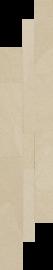 Rockstone Beige Listwa Mix Paski - Beżowy - 143x710 - Decorations - Rockstone
