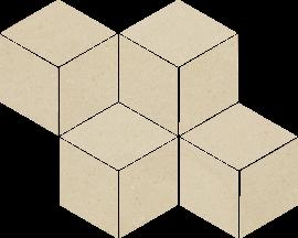 Rockstone Beige Mozaika Cięta Mix  - Beżowy - 204x238 - Dekorationen - Rockstone