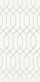 Taiga Ivory Inserto  - Szary - 295x595 - Dekoracie - Taiga