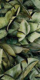 Uniwersalne Inserto Szklane Leaf A - Wielokolorowe - 300x600 - Dekoracje - Natura / Naturo