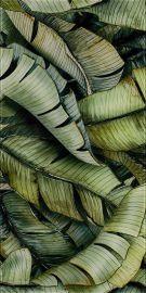 Uniwersalne Inserto Szklane Leaf B - Wielokolorowe - 300x600 - Dekorationen - Natura / Naturo