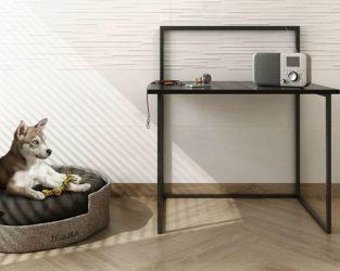 Minimalistyczny jasny salon: gra struktur i faktur