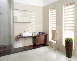 Funkcjonalność minimalistycznej łazienki
