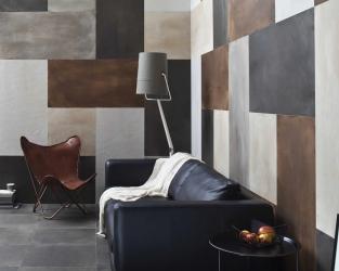 Ciepła elegancja minimalistycznego salonu