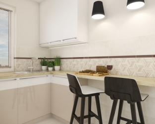 Istota dekoru w małej kuchni