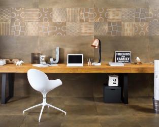 Przytulne biuro w wielkomiejskiej przestrzeni
