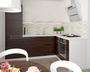 Enrica Crema Ściana Motyw Struktura Beżowy 250x400