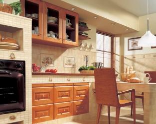 aranzacja-waniliowej-kuchni-z-dekoracjami-vanilla-ceramika-paradyz