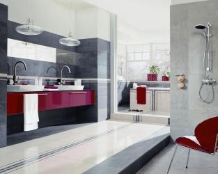 aranzacja-jasnej-łazienki-mistral-ceramika-paradyz