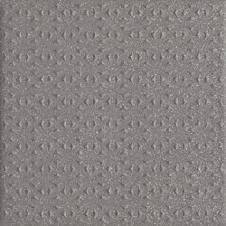 Bazo Nero Gres Sól-Pieprz Gr.13mm Struktura  - Czarny - 198x198 - Płytki podłogowe - Bazo