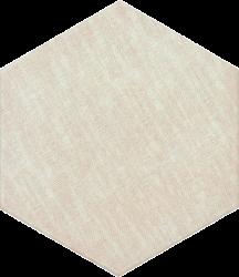 Esagon Linum Beige Ściana - Beżowy - 198x171 - настенная плитка - Esagon