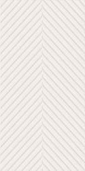 Feelings Bianco Ściana C Struktura Rekt. - Biały - 298x598 - Płytki ścienne - Feelings