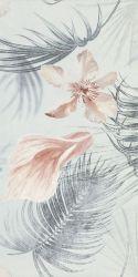 Fiori Colour Mix Dekor A - Wielokolorowe - 300x600 - Decorations - Fiori