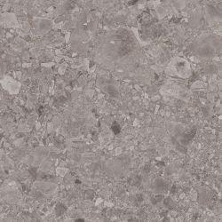 Granddust Grys Gres Szkl. Rekt. Poler - Szary - 598x598 - Płytki podłogowe - Granddust