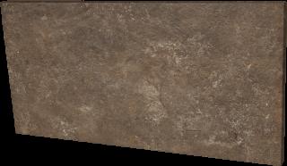 Ilario Brown Podstopnica - Brązowy - 148x300 - Finishing elements - Ilario