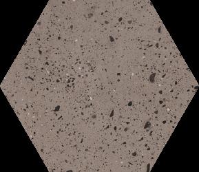 Industrialdust Taupe Gres Szkl. Mat. - Wielokolorowe - 198x171 - Płytki podłogowe - Industrialdust