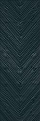 Intense Tone Green Ściana B Struktura Rekt. - Wielokolorowe - 298x898 - Płytki ścienne - Intense Tone