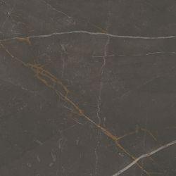 Linearstone Brown Gres Szkl. Rekt. Mat. - Brązowy - 598x598 - Fussbodenfliesen - Linearstone