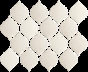 Mistysand Beige Mozaika Prasowana Arabeska Mix - Beżowy - 265x202 - Dekorationen - Mistysand / Mistico
