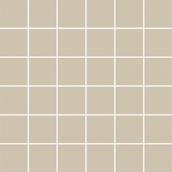 Modernizm Bianco Mozaika Cięta K.4,8X4,8  - Biały - 298x298 - Mozaiki - Modernizm
