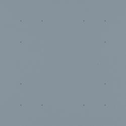 Modernizm Blue Mozaika Cięta K.4,8X4,8  - Niebieski - 298x298 - Mozaiki - Modernizm