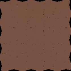 Modernizm Brown Mozaika Prasowana K.3,6X4,4  - Brązowy - 309x309 - Mozaiki - Modernizm