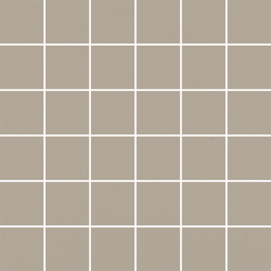 Modernizm Grys Mozaika Cięta K.4,8X4,8 - Szary - 298x298 - Mozaiki - Modernizm