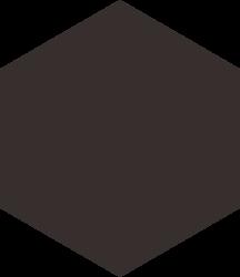 Modernizm Nero Gres Mat. - Czarny - 198x171 - Płytki podłogowe - Modernizm