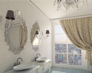 Aranżacja jasnej i eleganckiej łazienki z wanną