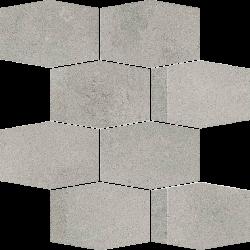 Naturstone Antracite Mozaika Cięta Hexagon Mix   - Czarny - 286x233 - Decorations - Naturstone