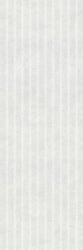 Norway Sky Silver Ściana Mat. Struktura Rekt.   - Szary - 298x898 - Płytki ścienne - Norway Sky