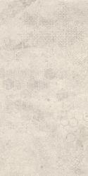 Pure Art Sandgrey Dekor Vintage Mix Ściana Rekt. Mat. - Wielokolorowe - 298x598 - Wandfliesen - Pure Art