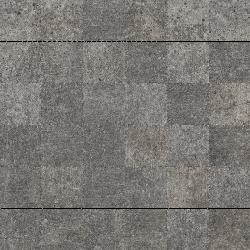 Riversand Grafit Mozaika Cięta K.4,8X4,8 Półpoler  - Szary - 298x298 - Dekoracje - Riversand